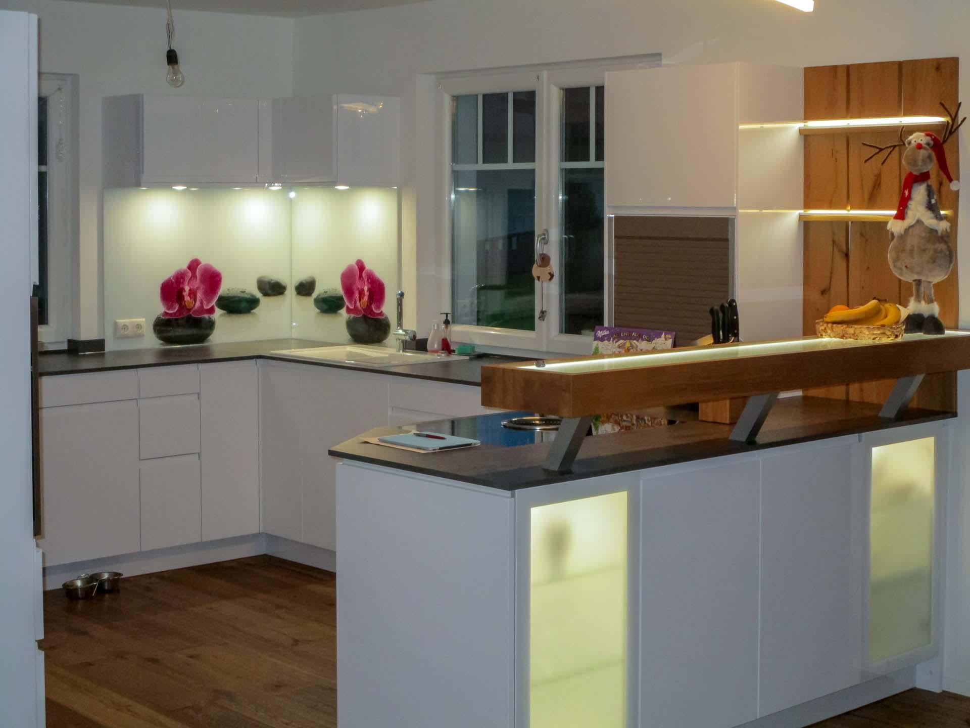 Küche Raumteiler galerie kletzl einrichtung